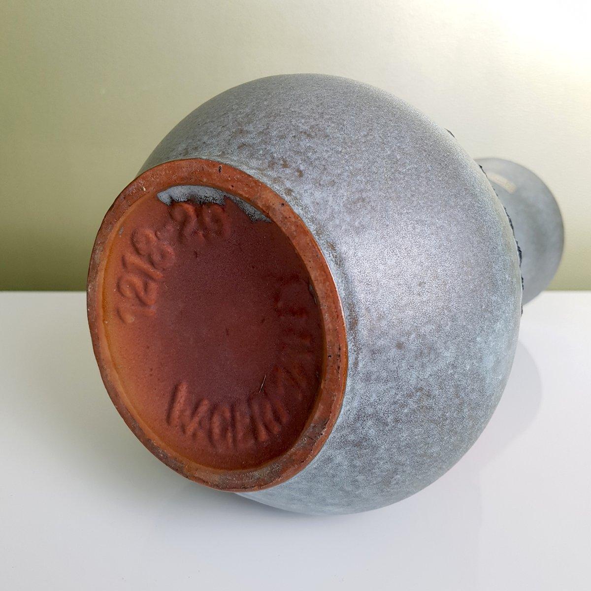 Vintage german flamed ceramic vase from carstens for sale at pamono vintage german flamed ceramic vase from carstens 7 19300 price per piece reviewsmspy