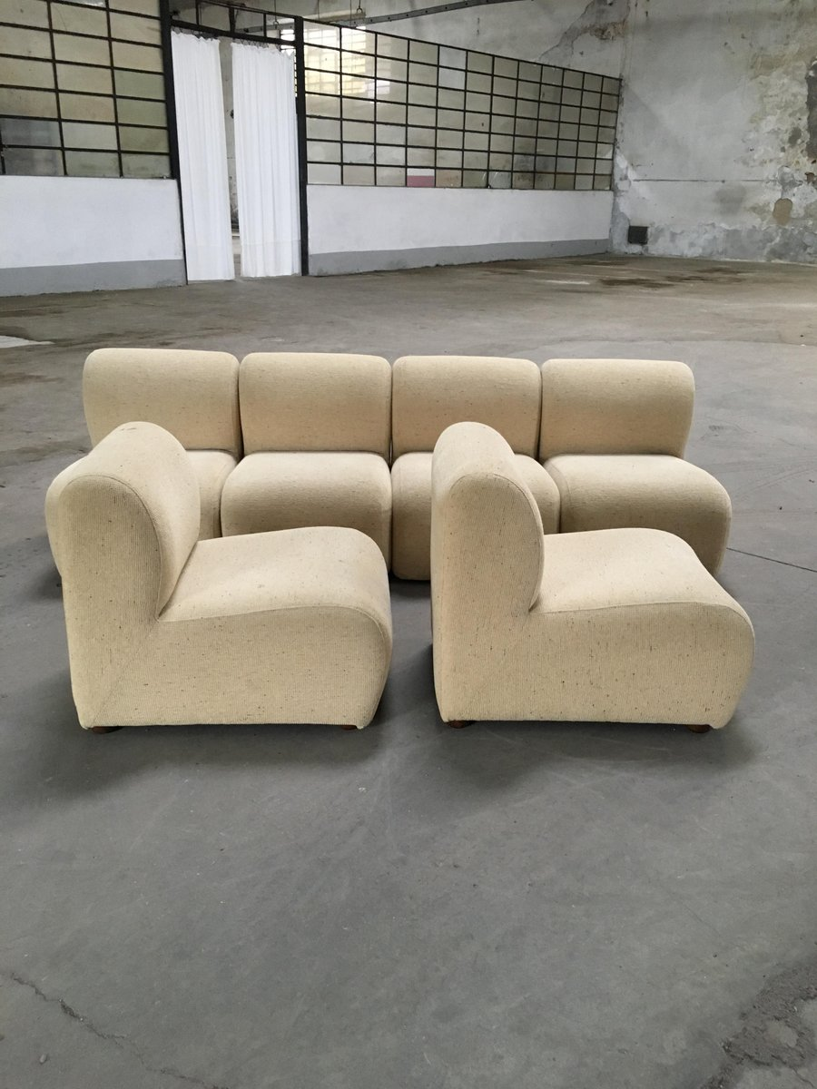 italian modular sofa 1970s 1