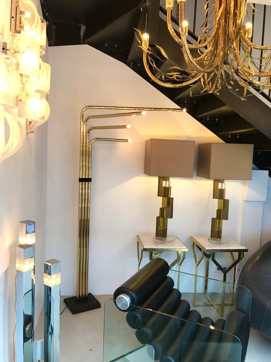 italienische stehlampe von reggiani 1970er bei pamono kaufen. Black Bedroom Furniture Sets. Home Design Ideas