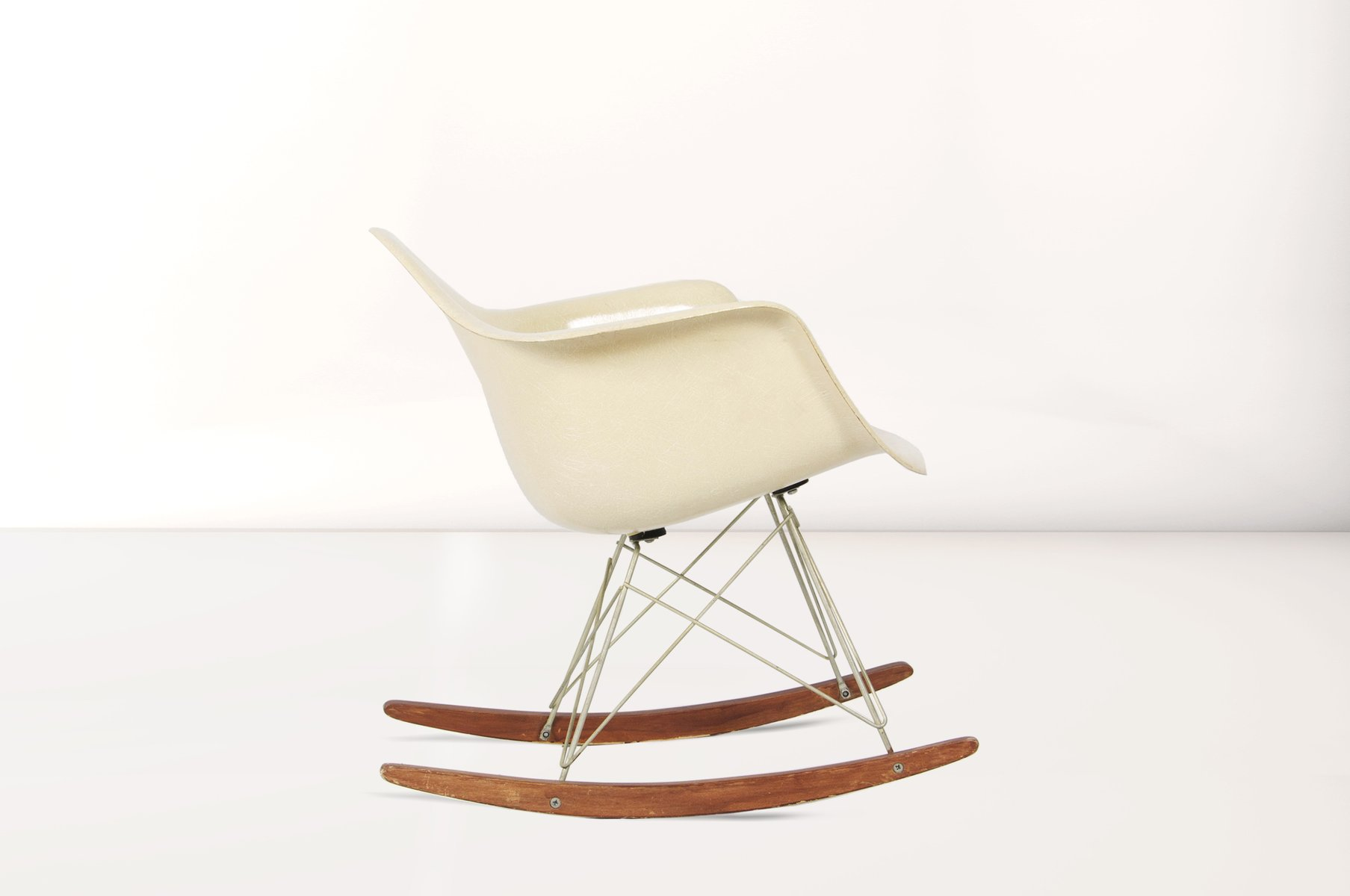 RAR Rocking Chair by Charles and Ray Eames for Herman Miller 1960s