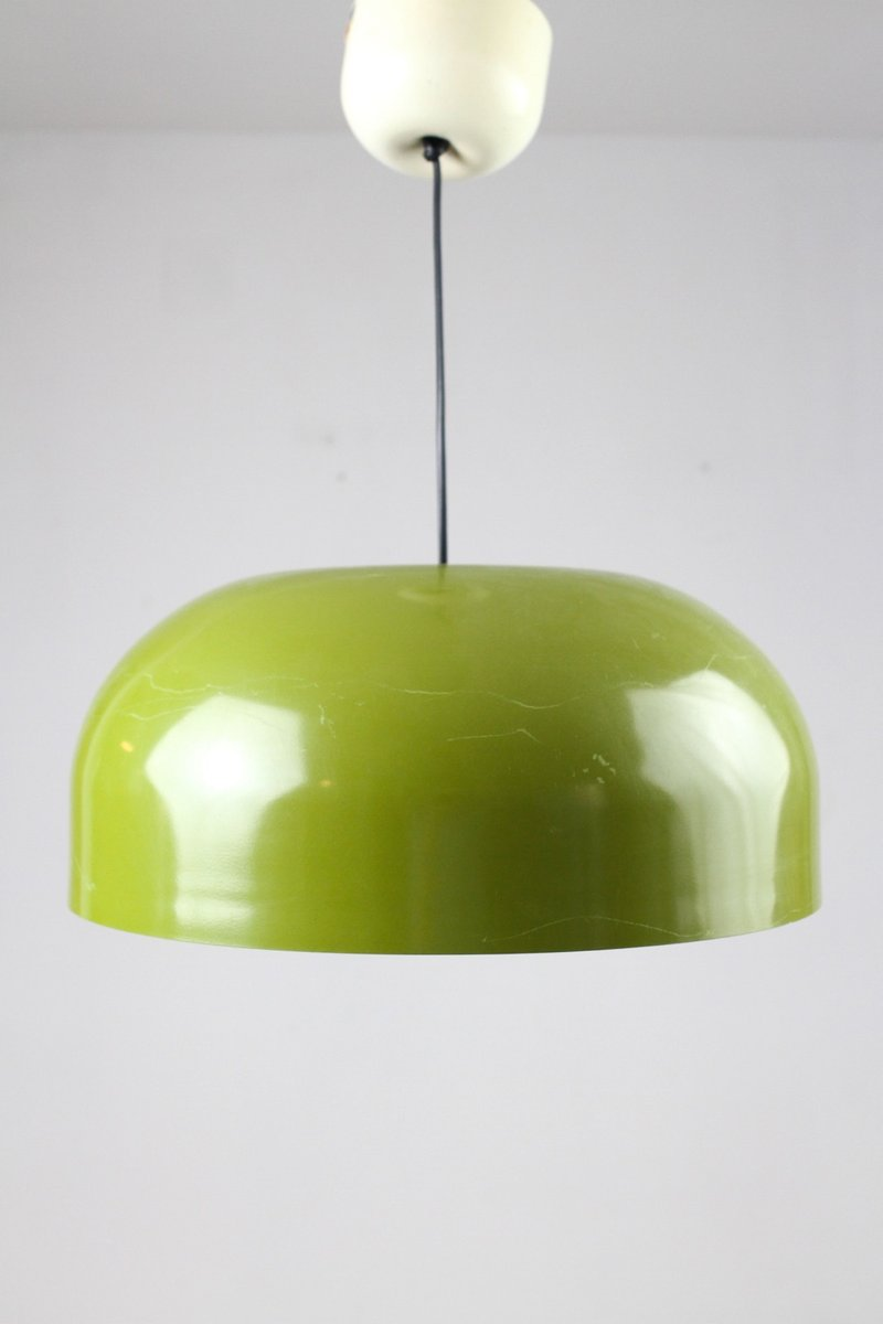 green pendant lighting. Vintage Green Pendant By Borz Kováts Sándor Lighting