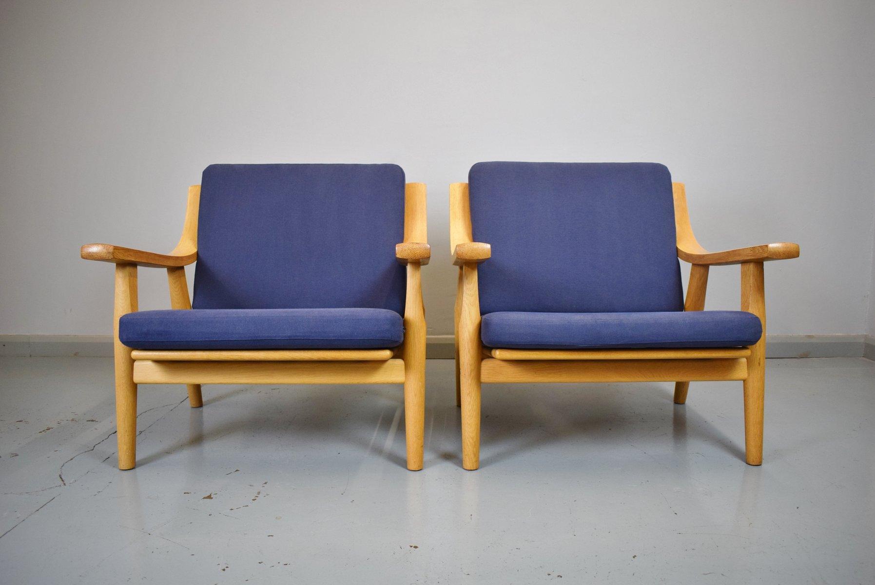 d nischer ge 530 sessel von hans j wegner f r getama. Black Bedroom Furniture Sets. Home Design Ideas