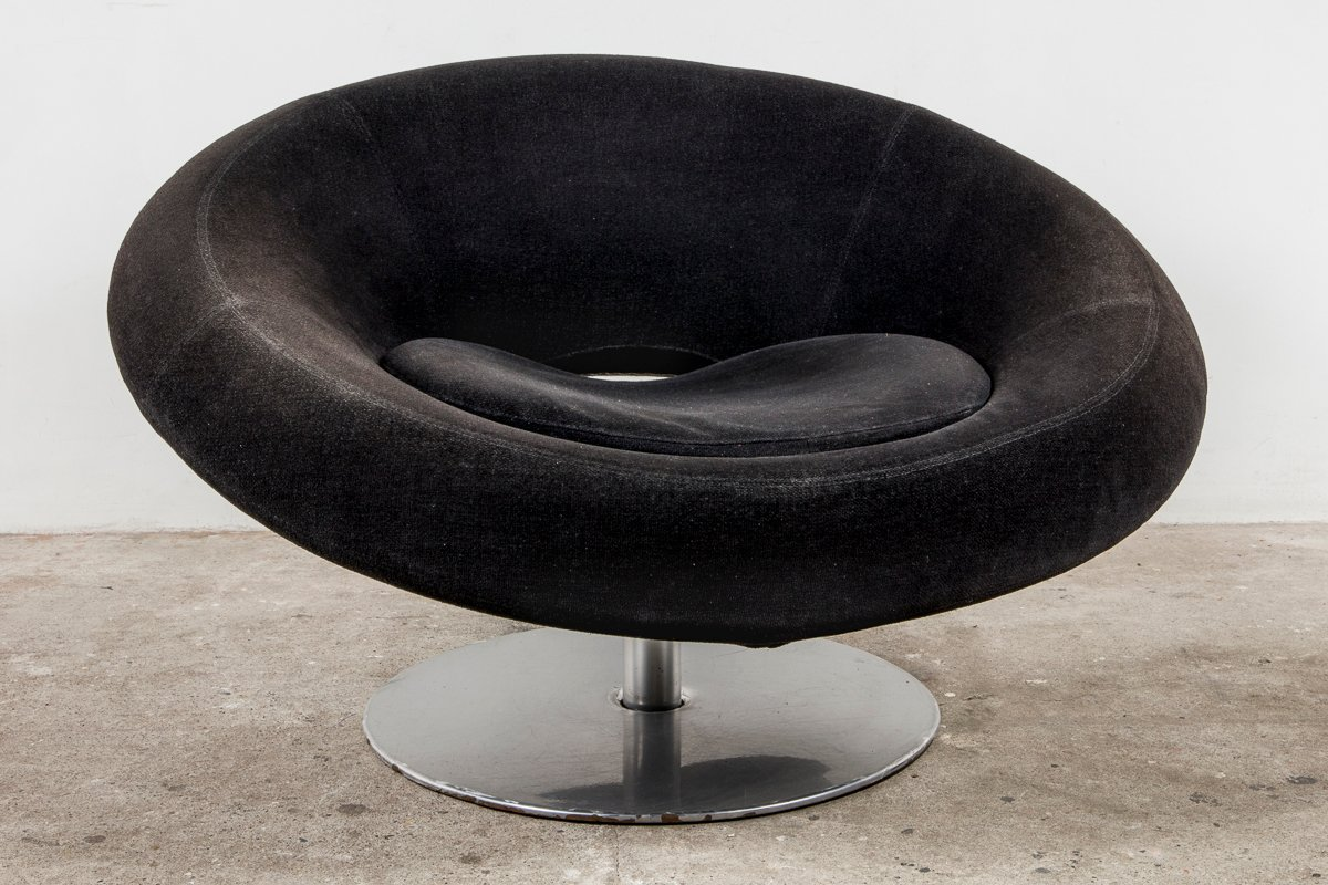 Moon Swivel Chairs By M. Manzoni  R.Tapinassi For Arketipo, 2004, Set Of 2