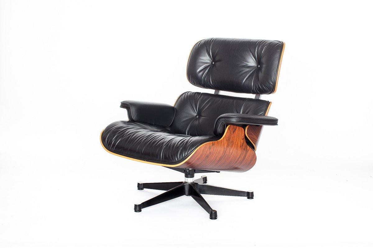 vintage eames sessel von charles ray eames f r vitra bei pamono kaufen. Black Bedroom Furniture Sets. Home Design Ideas