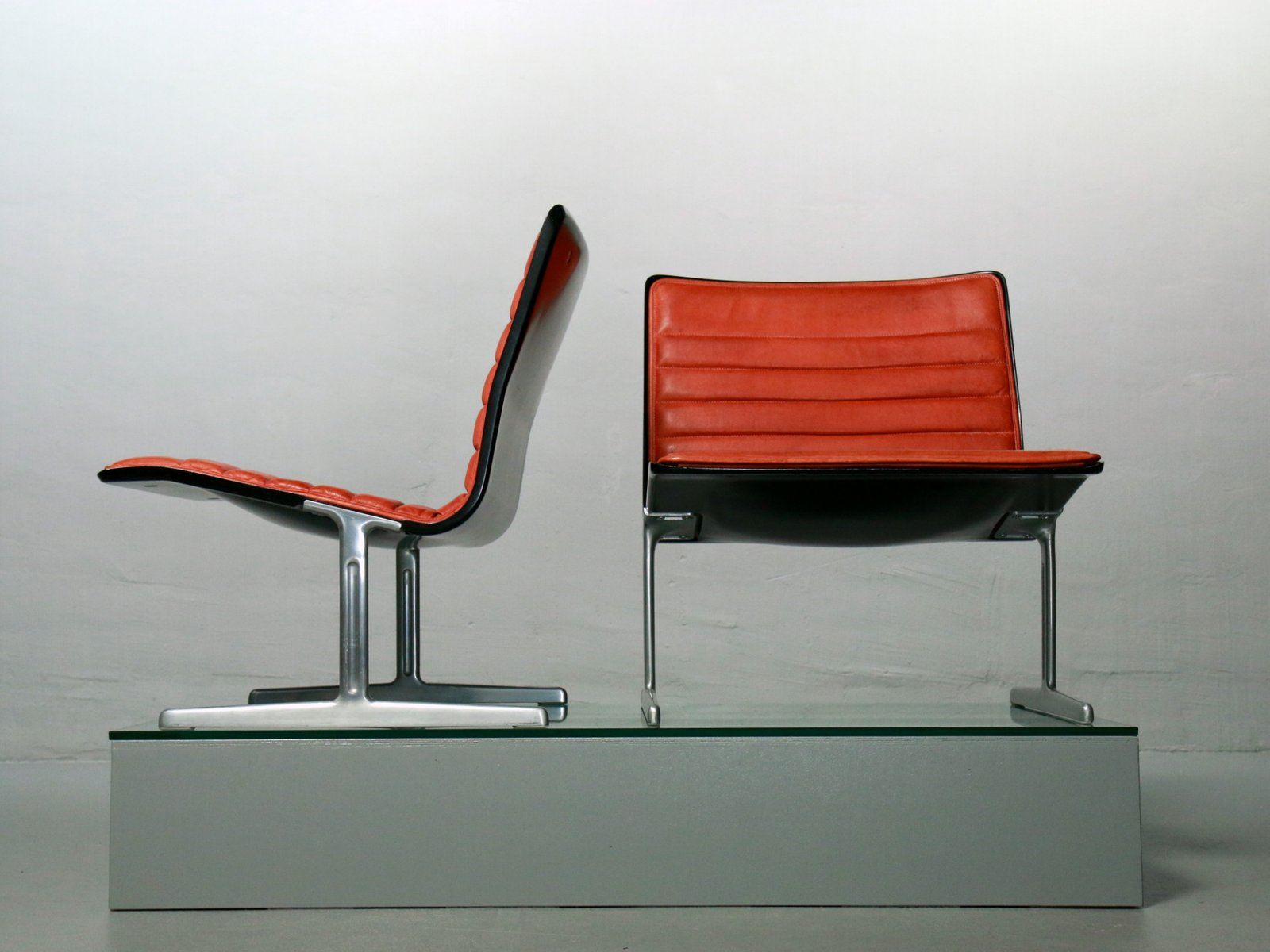 Dieter Rams Möbel 601 rz 60 lounge chairs by dieter rams for vitsoe zapf 1960s set