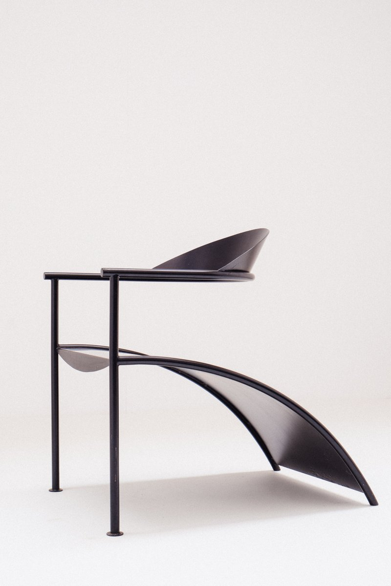 pat conley 2 stuhl von philippe starck f r xo design 1986. Black Bedroom Furniture Sets. Home Design Ideas