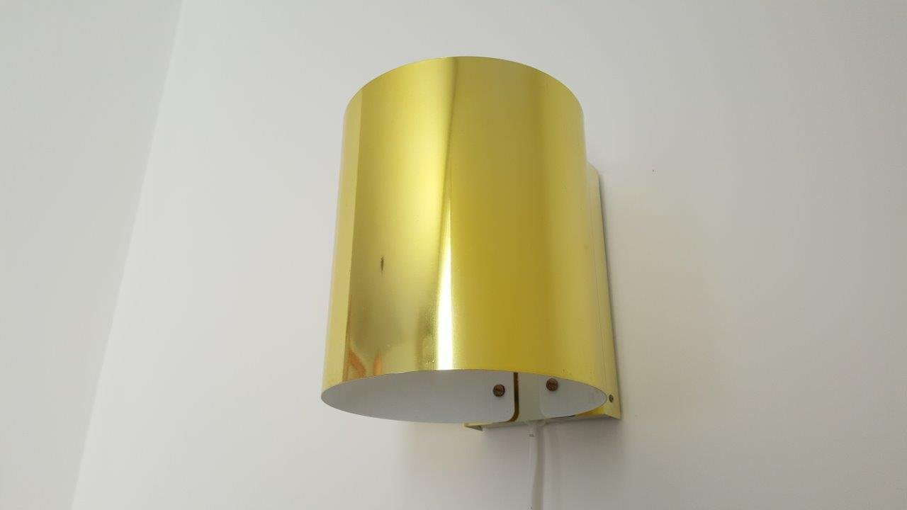 Plafoniere Da Parete : Lampade da parete modello nr. 5607 in ottone di ateljé lyktan set