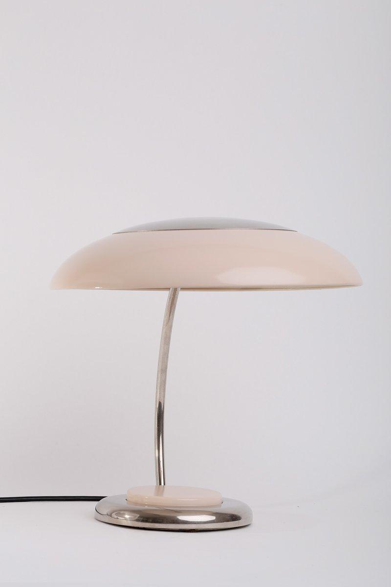 Lampada da tavolo vintage color pastello anni 39 60 in - Lampada da tavolo vintage ...