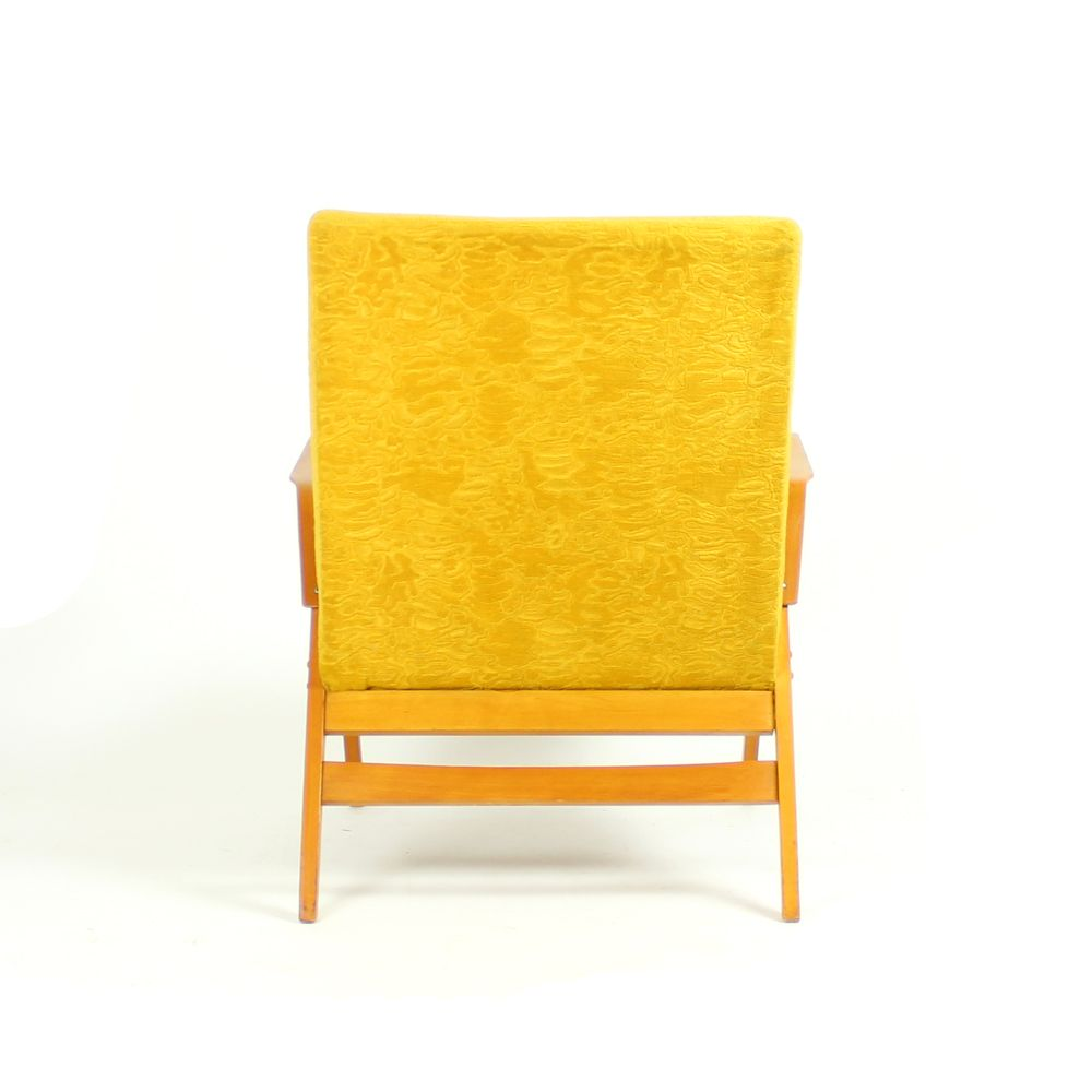 Beech Armchair From Tatra 1960s For Sale At Pamono