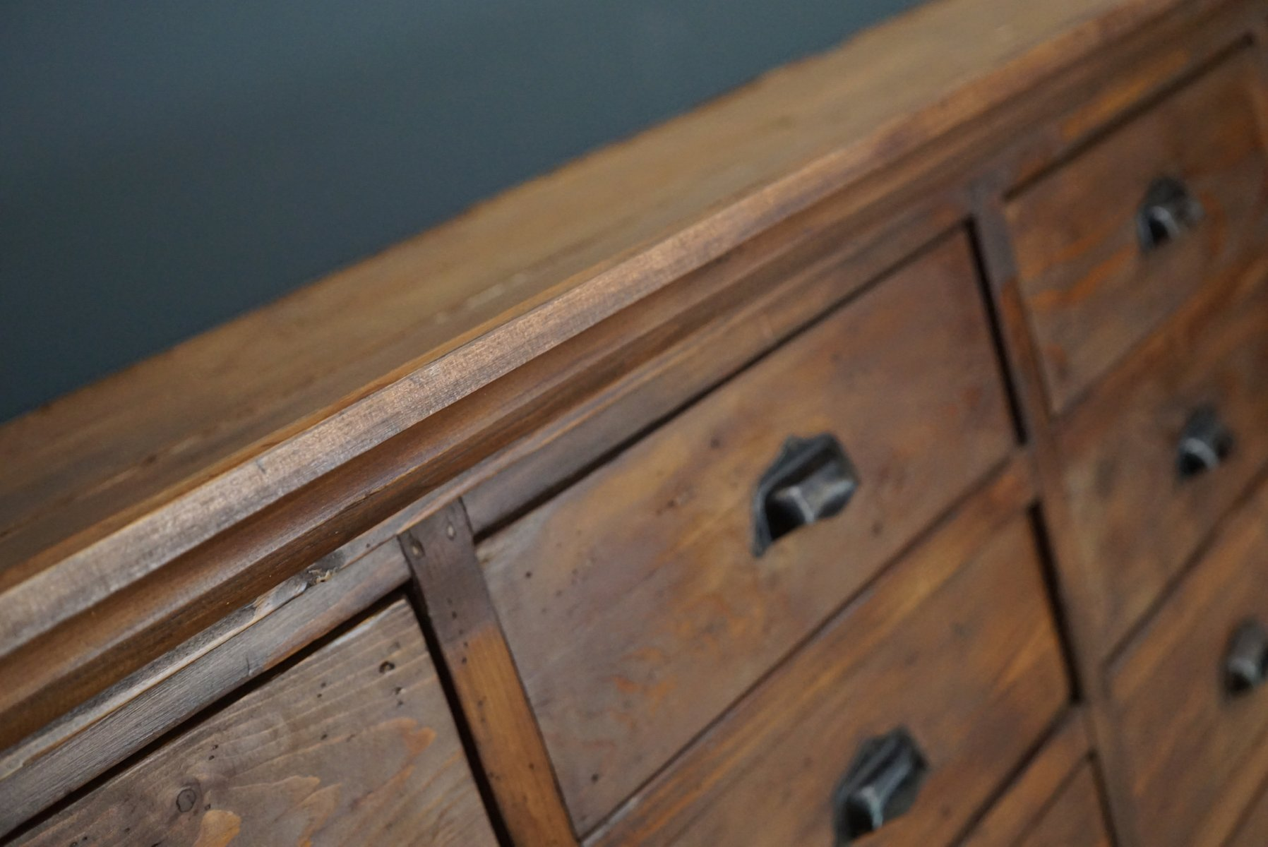 Large French Pine Apothecary Cabinet, 1950s 10. Price: $5,473.00 Regular  Price: $6,115.00