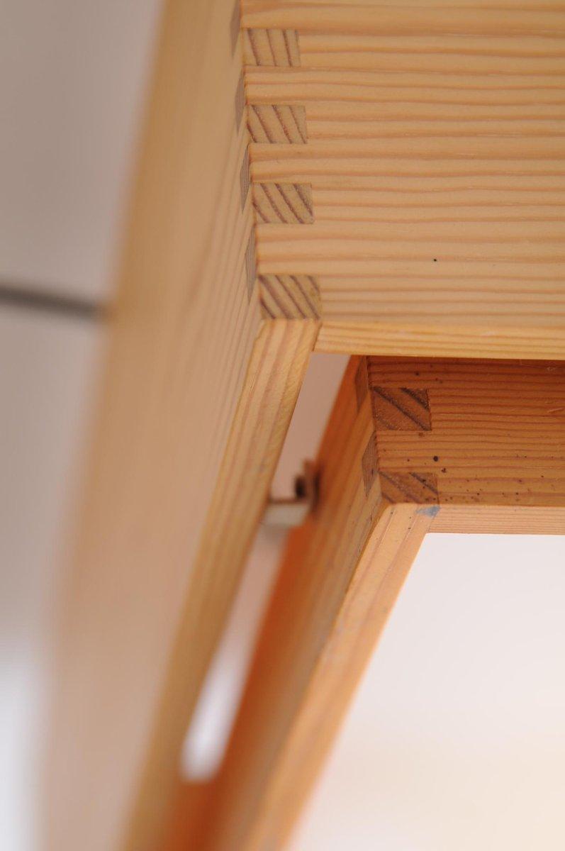 D nische vintage deckenlampe aus holz glas bei pamono kaufen for Holz deckenlampe