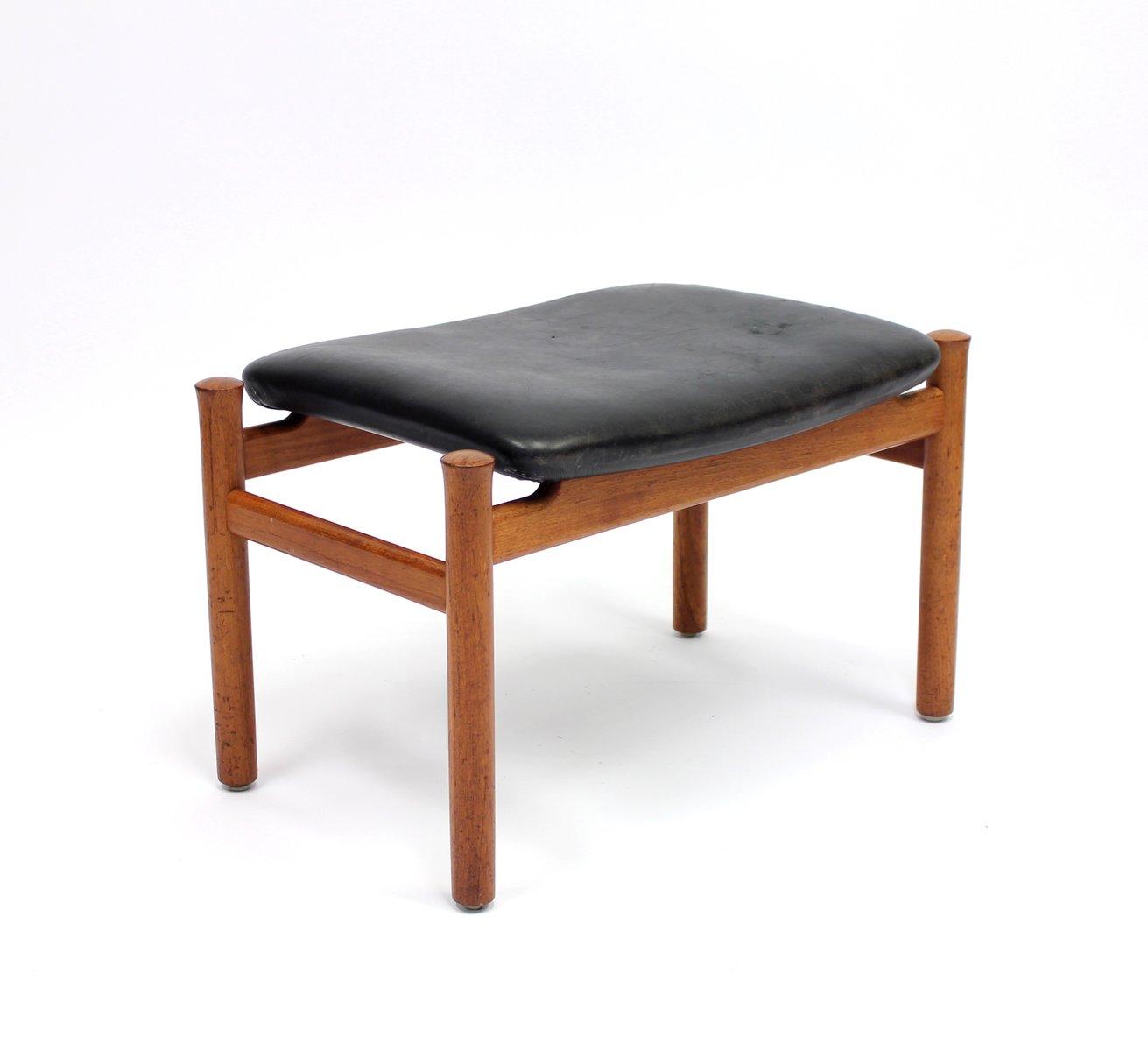 d nischer hocker von s ren hansen f r fritz hansen 1964 bei pamono kaufen. Black Bedroom Furniture Sets. Home Design Ideas