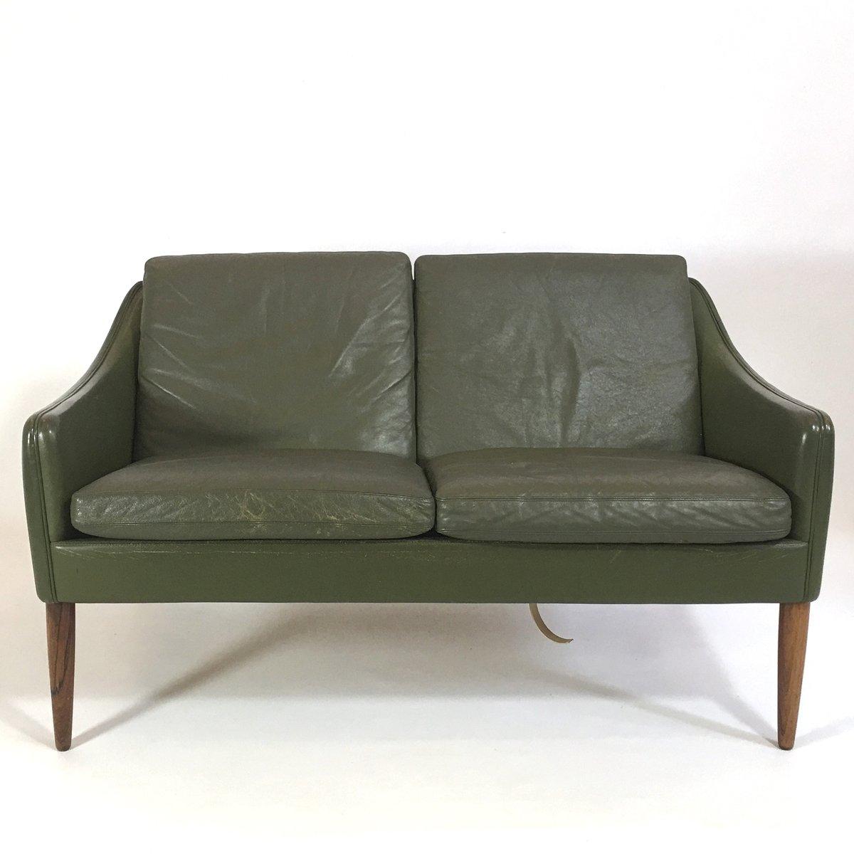 zwei sitzer sofa von hans olsen f r c s mobelfabrik 1960er bei pamono kaufen. Black Bedroom Furniture Sets. Home Design Ideas