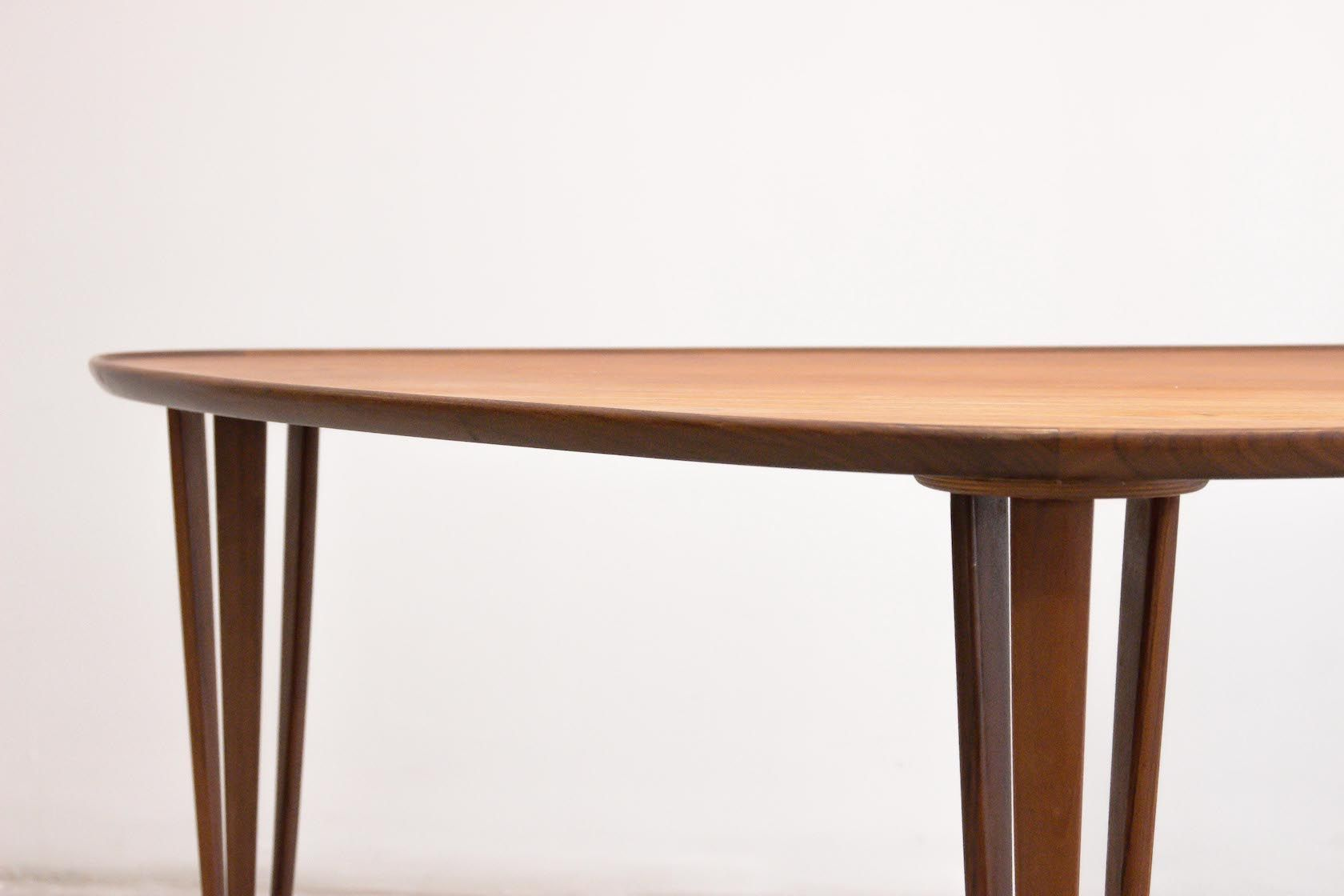 Danish tripod table 1960s for sale at pamono for 99 normal table