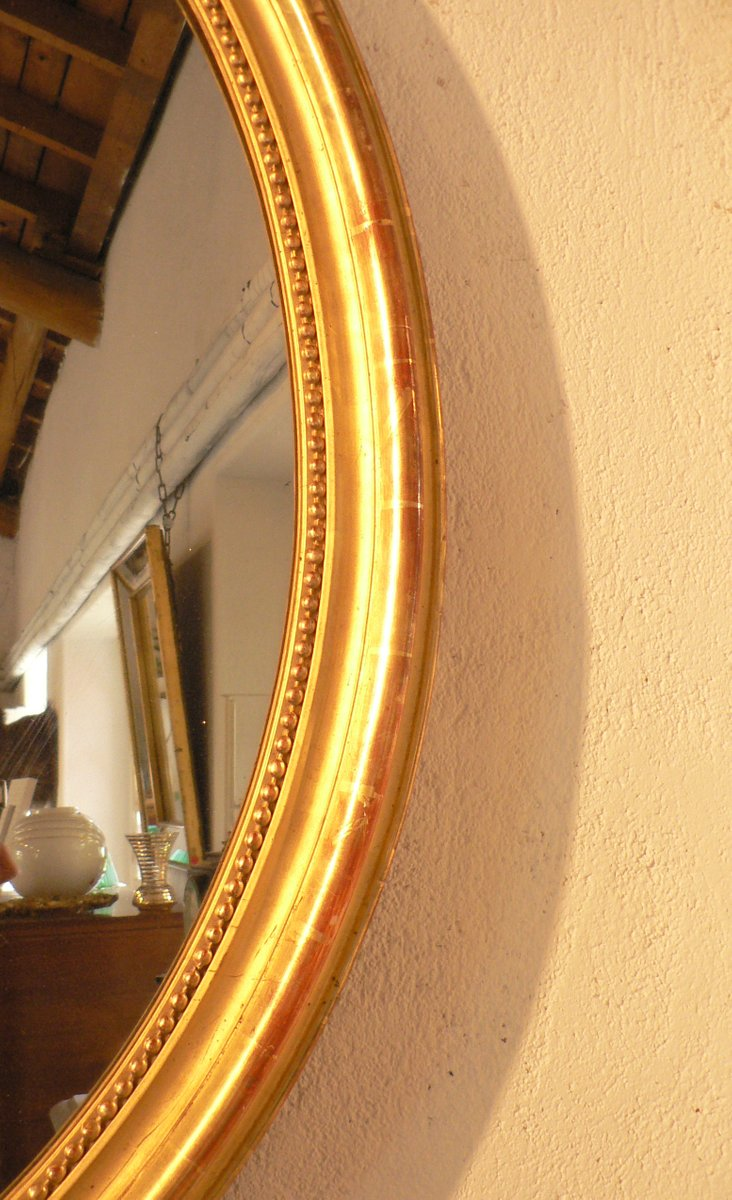 Fantastic Oval Wall Mirrors Decorative Image Collection - Wall Art ...