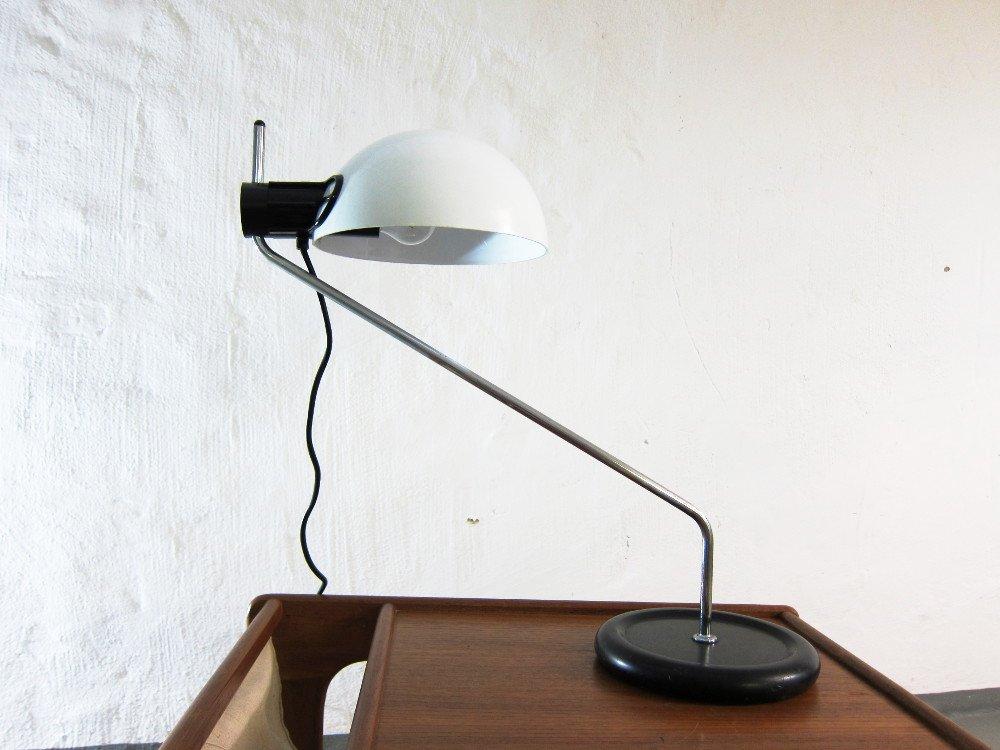 Lampe de bureau vintage de guzzini en vente sur pamono - Lampe de bureau style anglais ...