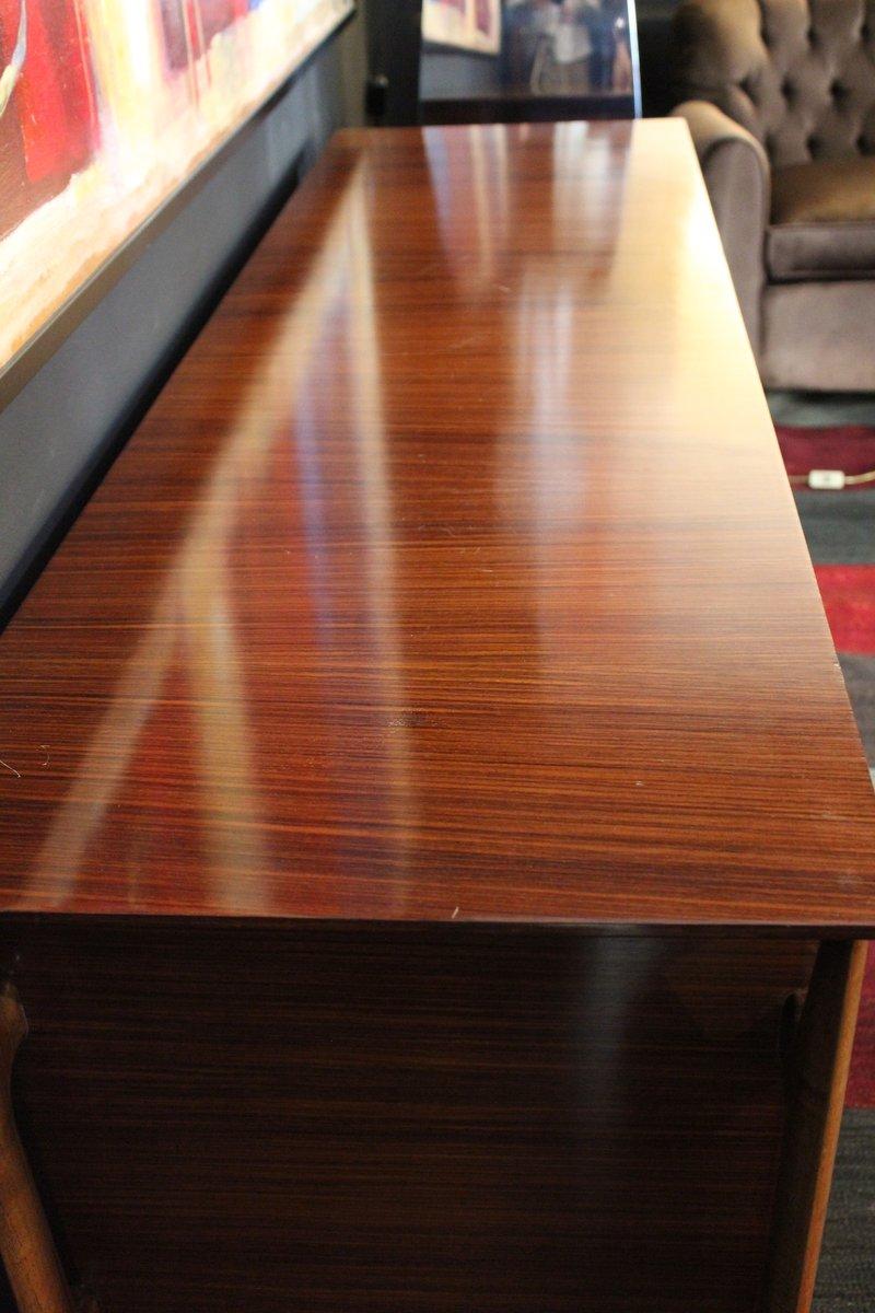 kommode aus palisander und kirschholz 1960er bei pamono kaufen. Black Bedroom Furniture Sets. Home Design Ideas