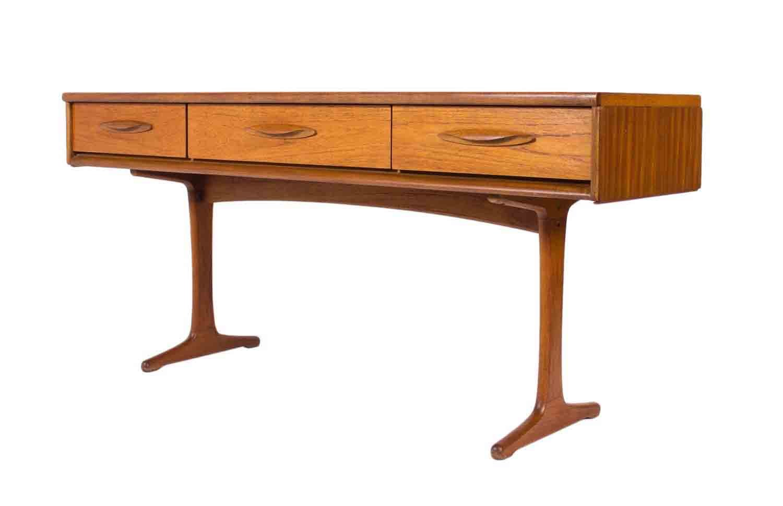 Vintage Teak Console Table From Austinsuite 9. A$3,453.00