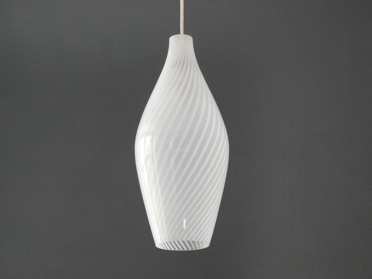 large glass pendant light. Large Mid-Century Tossa Glass Pendant Lamp By Aloys Gangkofner For Peill \u0026 Putzler Light