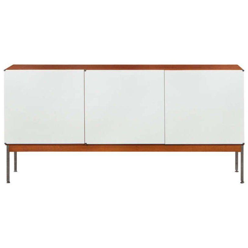 wei es vintage sideboard von antoine philippon jacqueline lecoq f r bofinger bei pamono kaufen. Black Bedroom Furniture Sets. Home Design Ideas