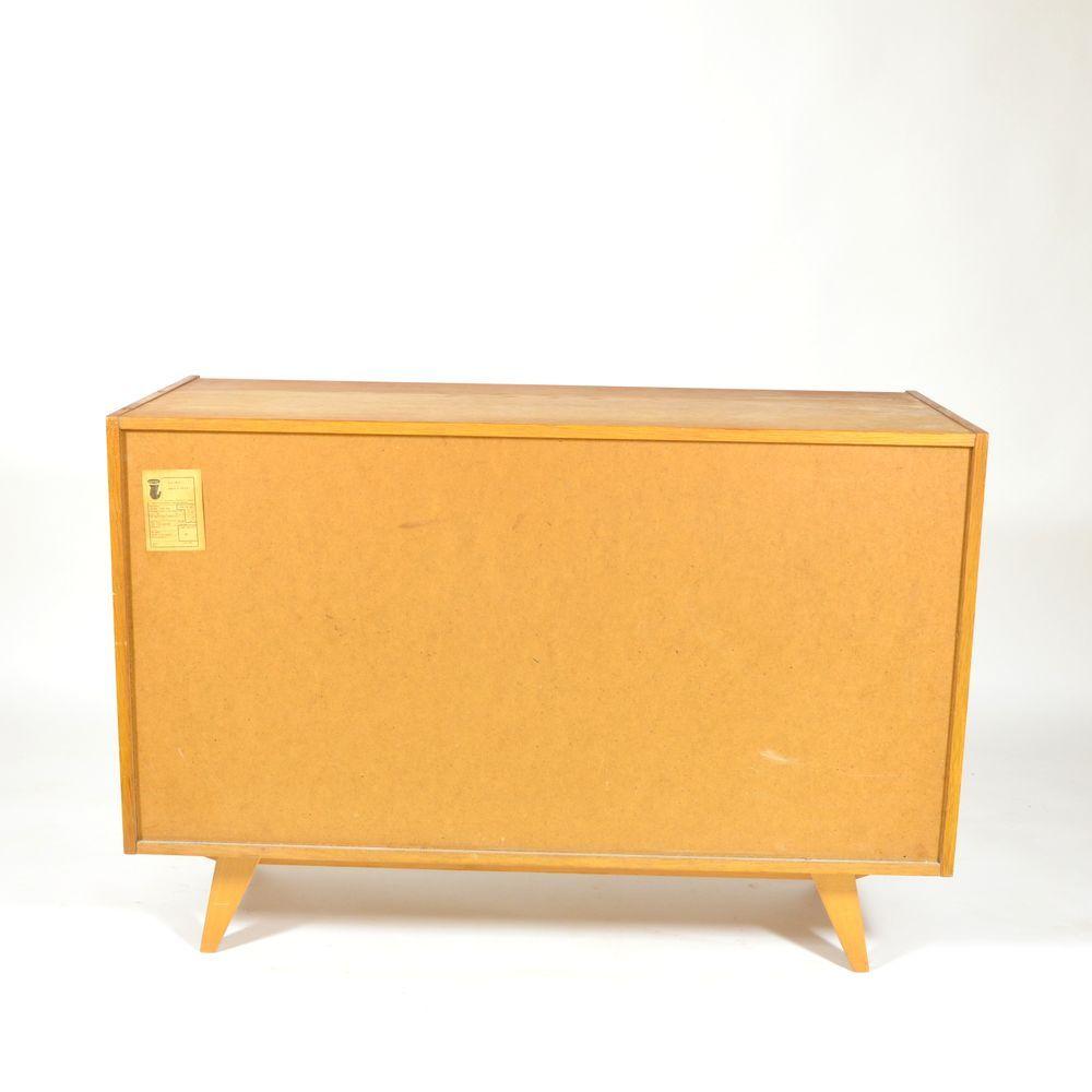 mid century kommode von jiri jiroutek f r interier praha. Black Bedroom Furniture Sets. Home Design Ideas
