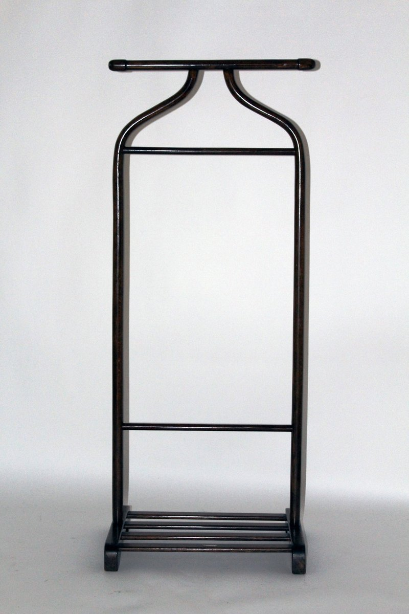Stummer Diener stummer diener clothes stand by michael thonet for thonet 1910s for