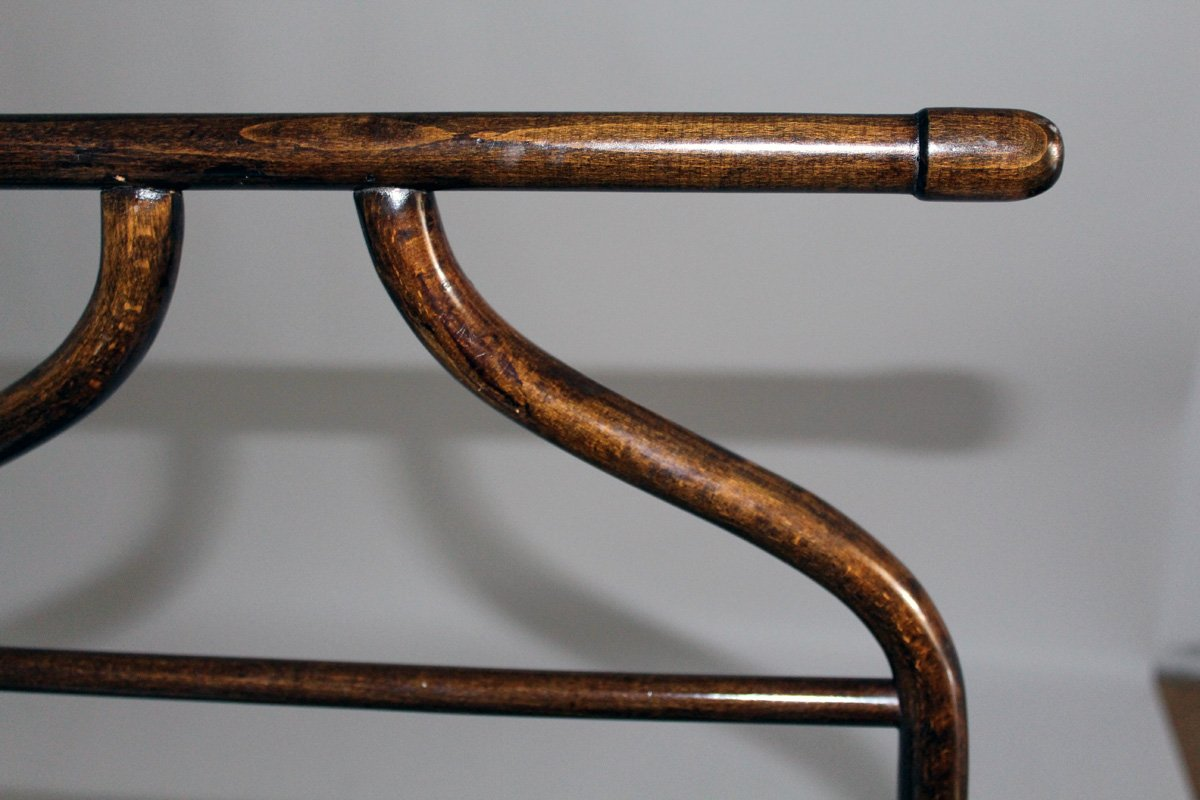 stummer diener clothes stand by michael thonet for thonet 1910s for sale at pamono. Black Bedroom Furniture Sets. Home Design Ideas