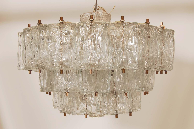 Corteccia chandelier by toni zuccheri for venini 1950s for sale at corteccia chandelier by toni zuccheri for venini 1950s aloadofball Images