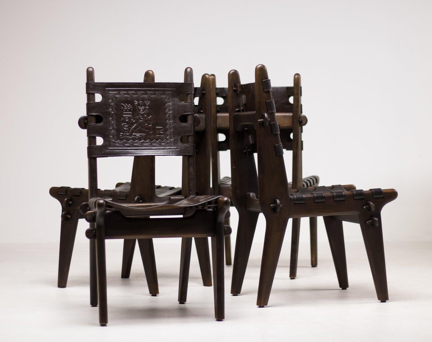 Sedie Da Pranzo Vintage Di Angel Pazmino Per Muebles De Estilo  # Muebles Ecuador