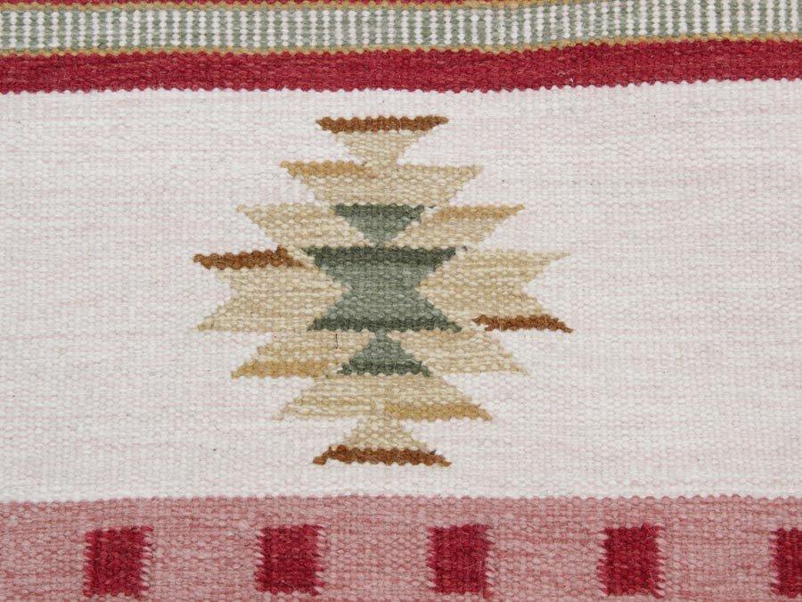 schwedischer vintage rolakan teppich aus handgewebter wolle bei pamono kaufen. Black Bedroom Furniture Sets. Home Design Ideas