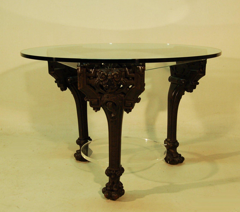 Vintage tisch mit greiff en bei pamono kaufen for Vintage tisch