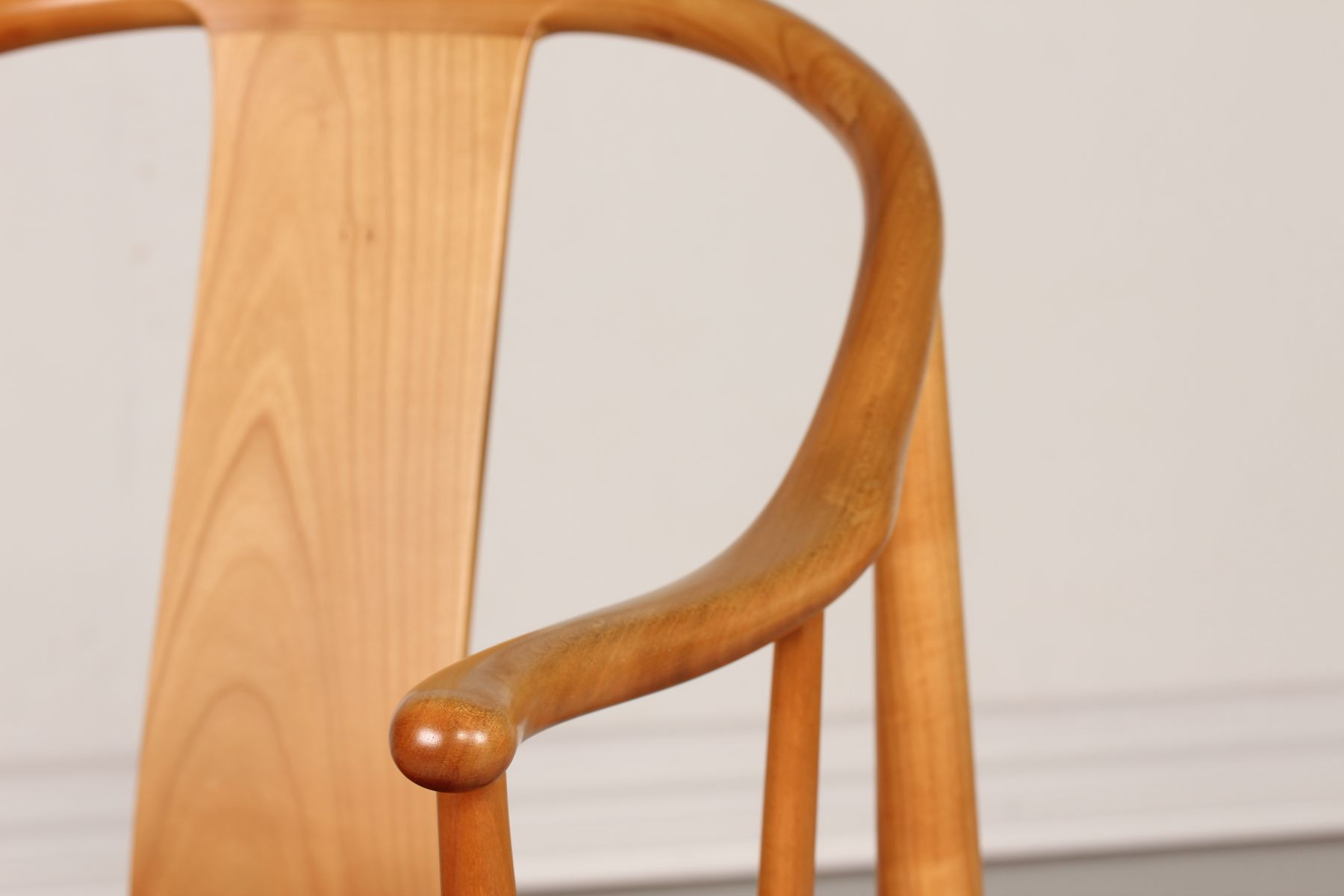 Vintage FH 4283 China Chair By Hans J. Wegner For Fritz Hansen, 1984 For  Sale At Pamono