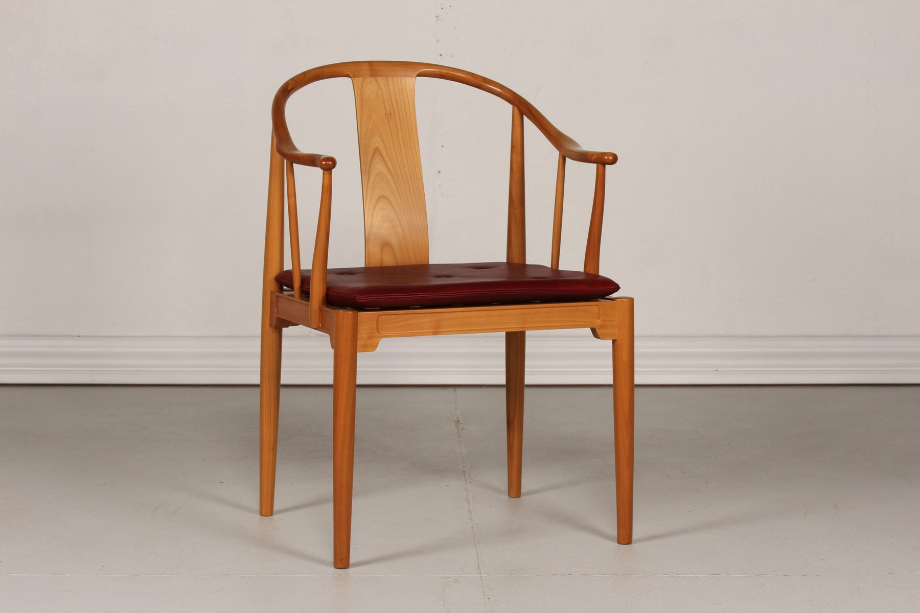 Nice Vintage FH 4283 China Chair By Hans J. Wegner For Fritz Hansen, 1984