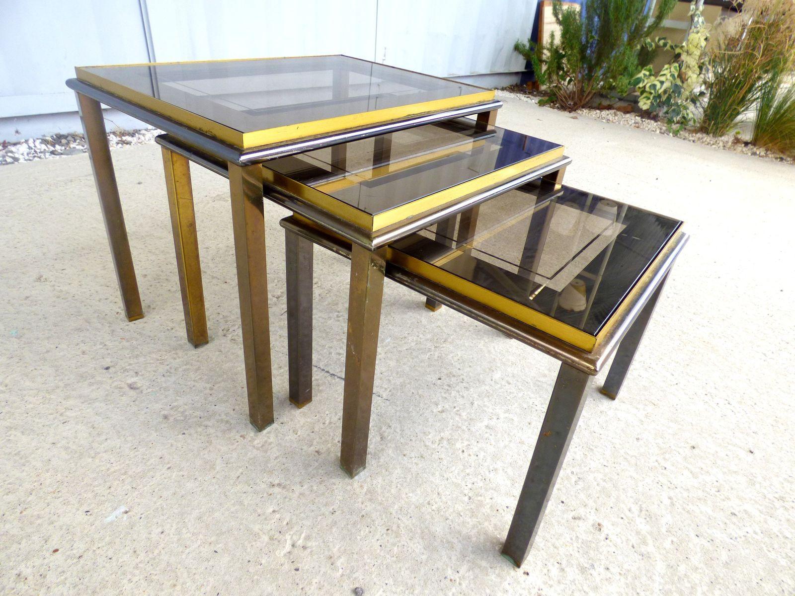 Vintage Nesting Tables ~ Vintage nesting tables for sale at pamono