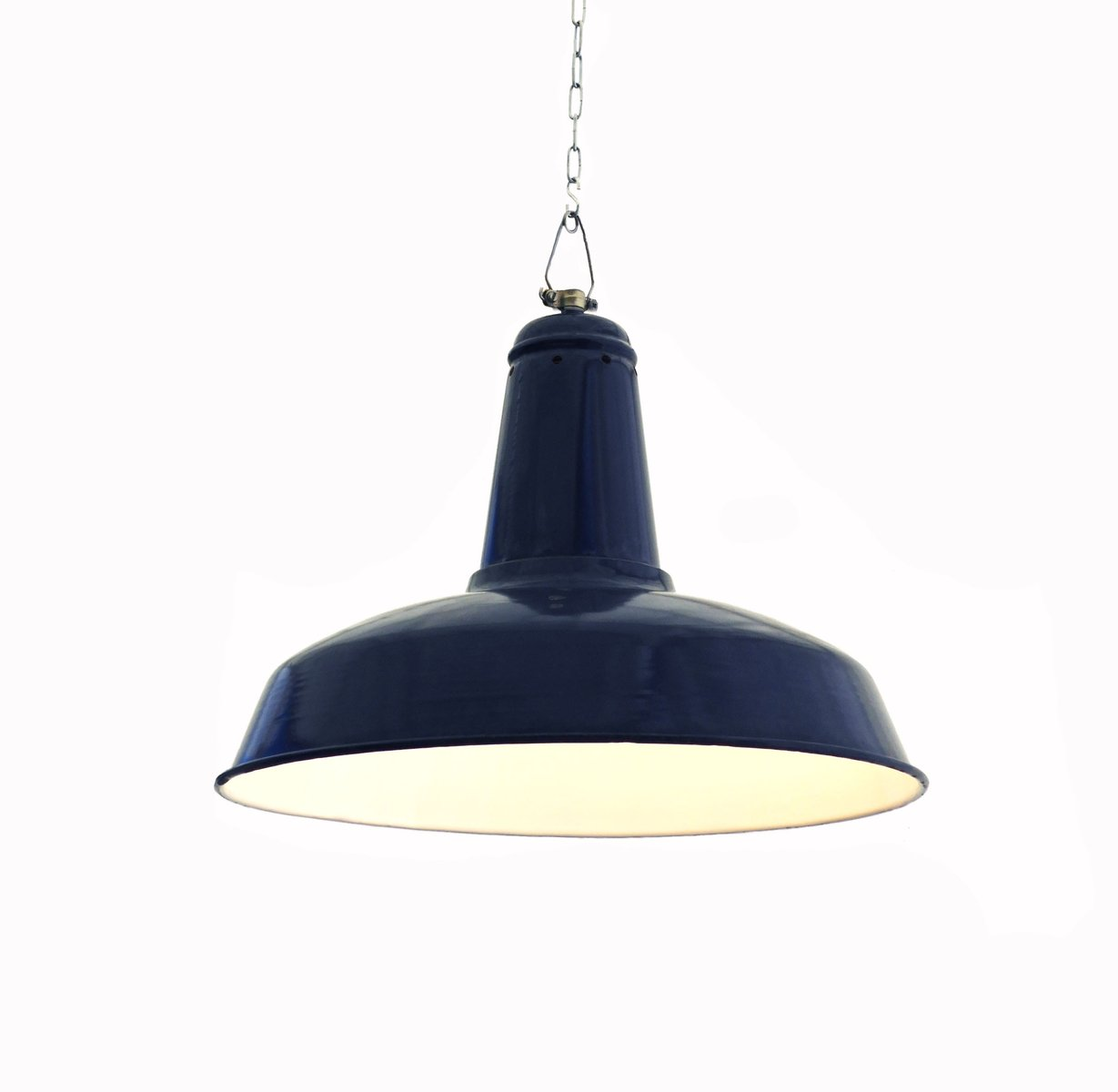 Mid century industrial pendant ceiling light for sale at for Mid century ceiling lamp