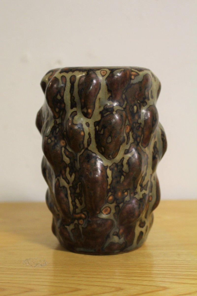 Vintage ceramic vase by axel salto for royal copenhagen for sale vintage ceramic vase by axel salto for royal copenhagen for sale at pamono reviewsmspy