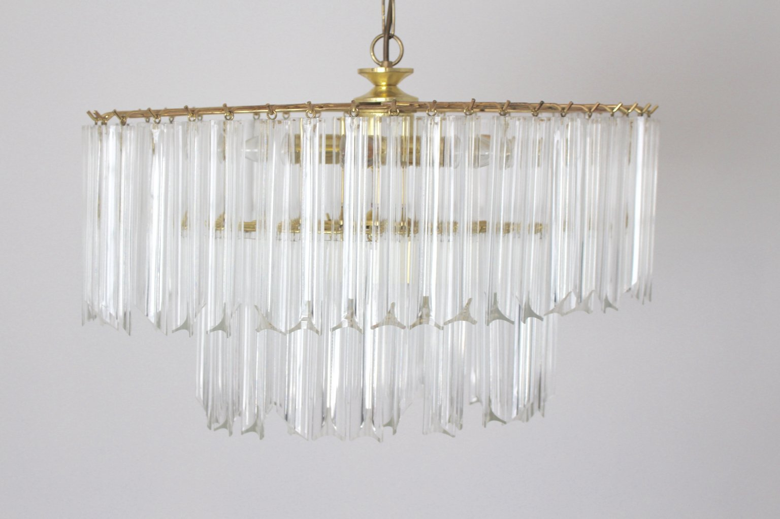 lucite chandelier glistening the at sale for aquaria