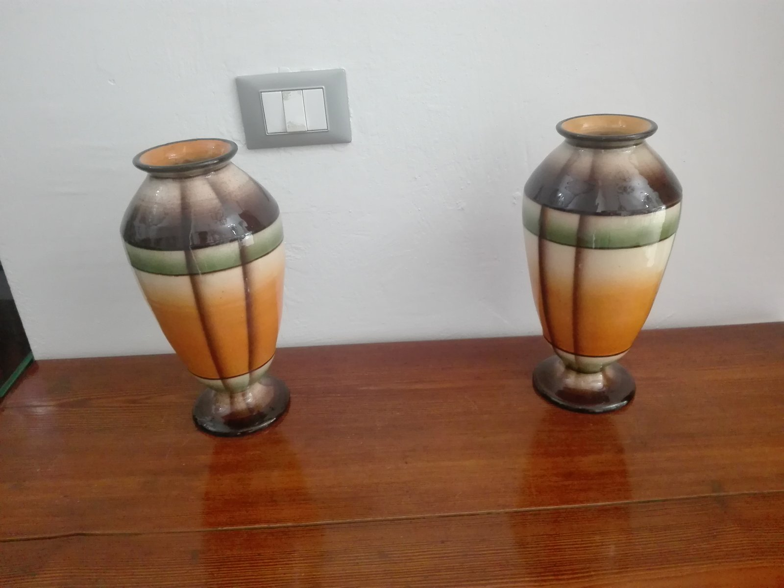 Italian vases 1950s set of 2 for sale at pamono italian vases 1950s set of 2 reviewsmspy