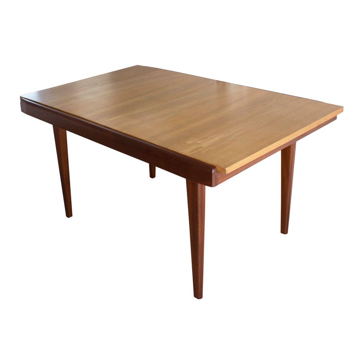 Tavolo da pranzo allungabile anni 39 60 in vendita su pamono - Tavolo da falegname vendita ...