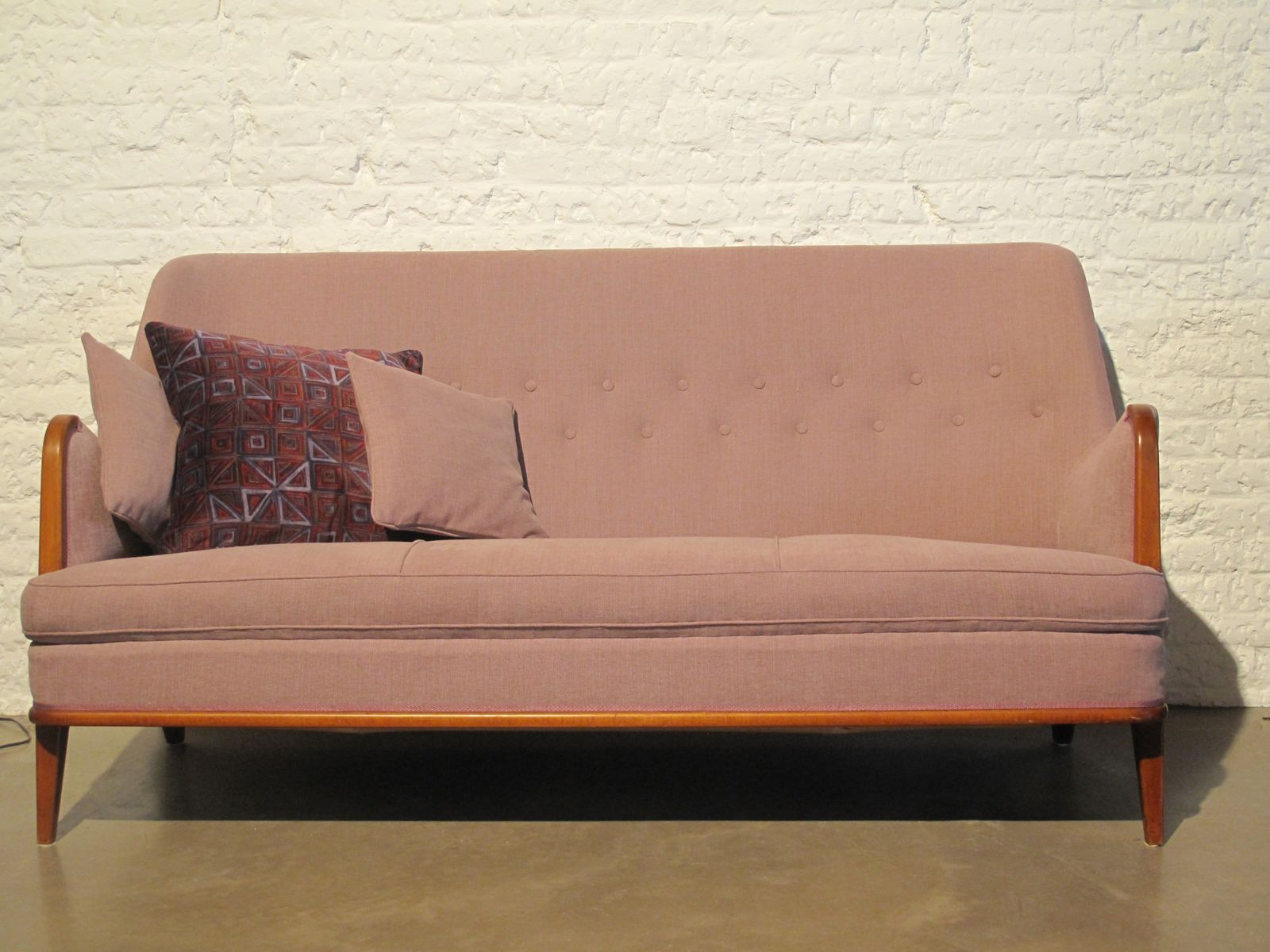 Swedish Sofa By Carl Malmsten 1950s For Sale At Pamono