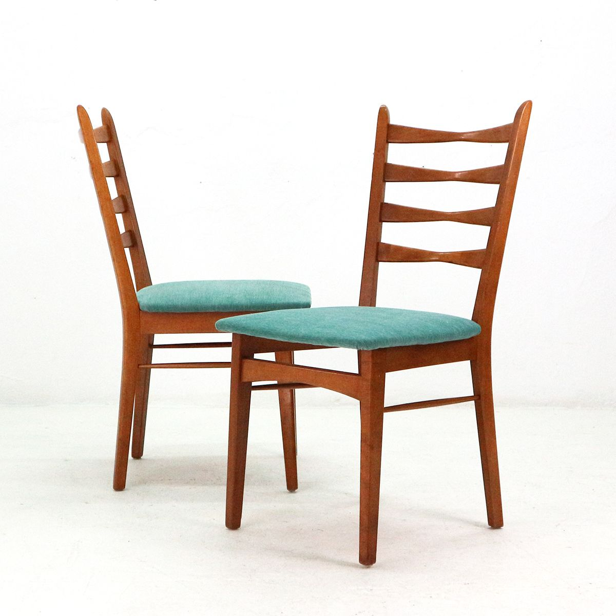 esszimmerst hle 1950er 2er set bei pamono kaufen. Black Bedroom Furniture Sets. Home Design Ideas
