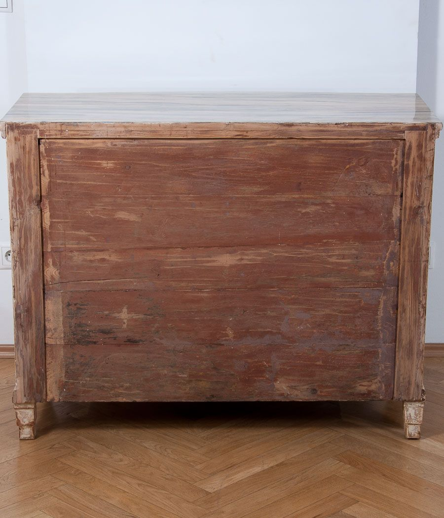 antike louis xvi kommode aus 18 jhdt bei pamono kaufen. Black Bedroom Furniture Sets. Home Design Ideas