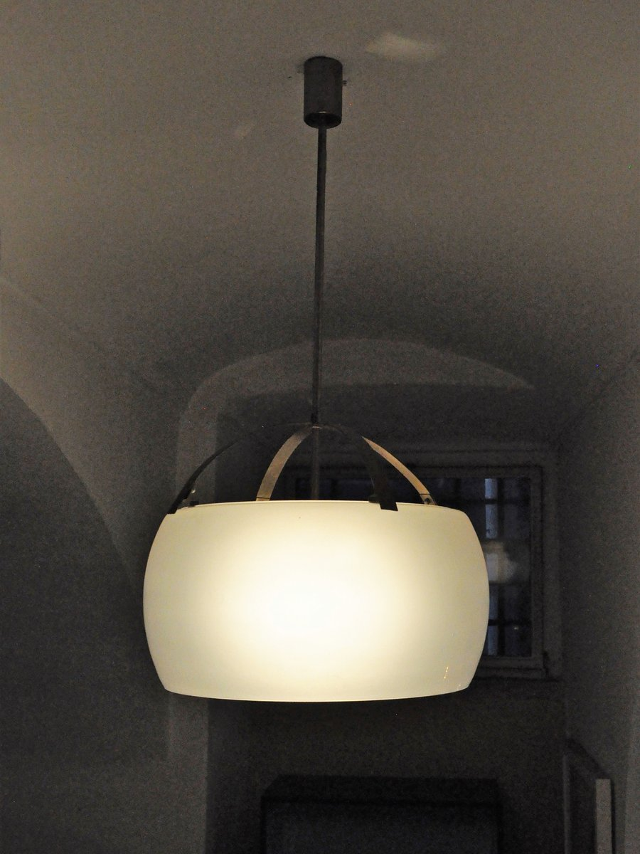 Omega pendant light by vico magistretti for artemide 1960s for sale omega pendant light by vico magistretti for artemide 1960s for sale at pamono aloadofball Gallery
