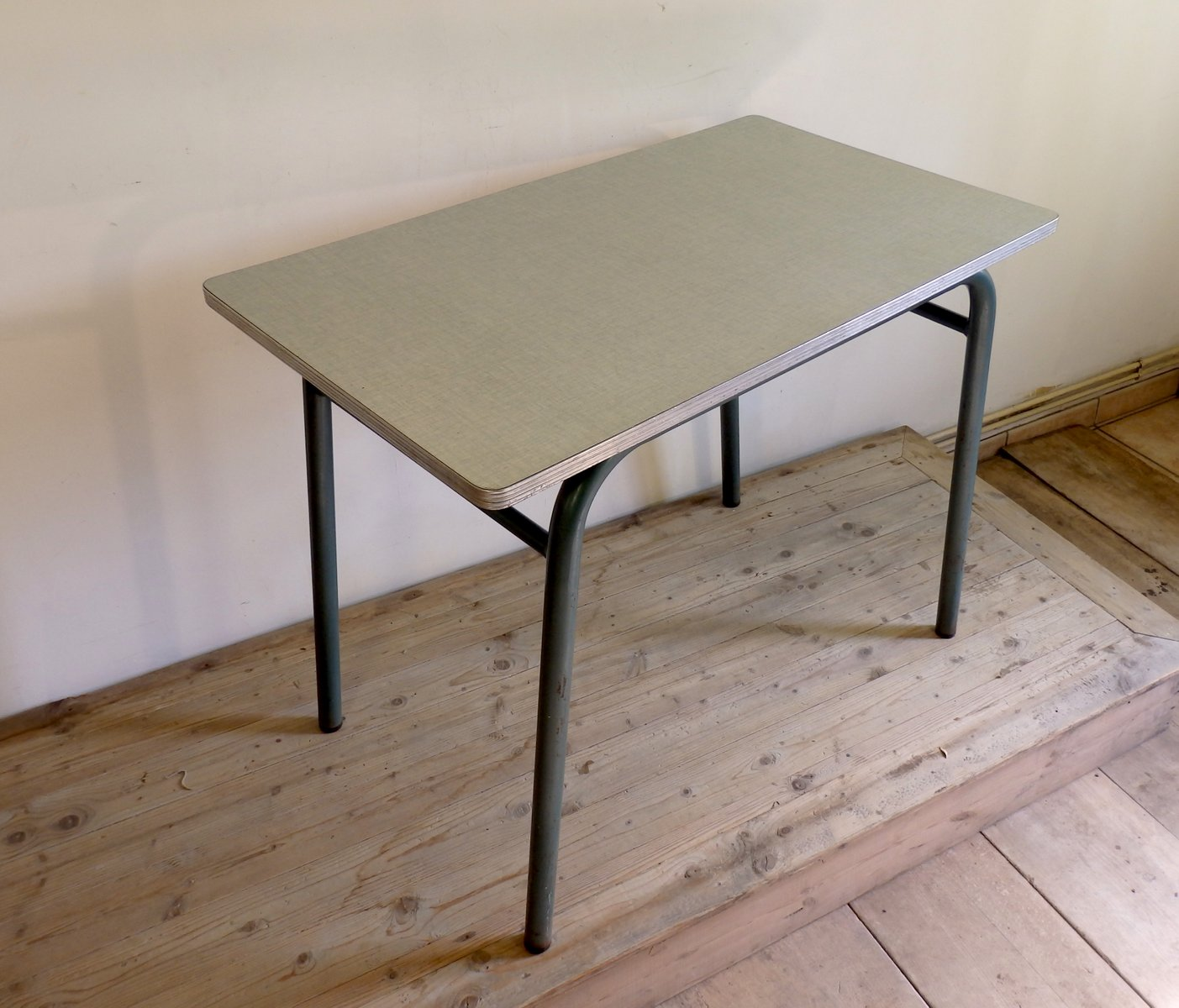 Mid Century Refectory Table
