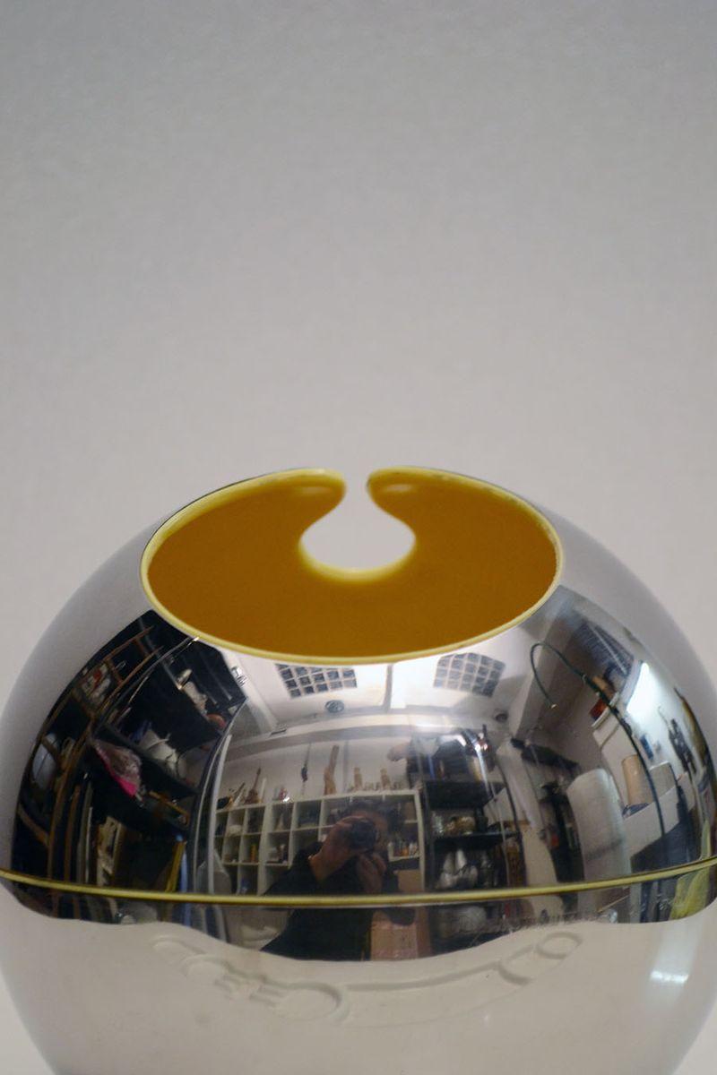 guscio flaschenhalter eisk bel von gi pomodoro f r alessi 1972 bei pamono kaufen. Black Bedroom Furniture Sets. Home Design Ideas