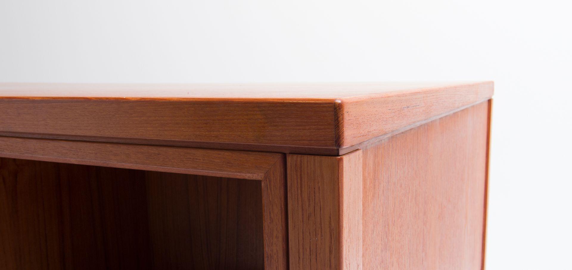 Vintage modell 77 schreibtisch von omann jun bei pamono kaufen for Schreibtisch 3 meter lang