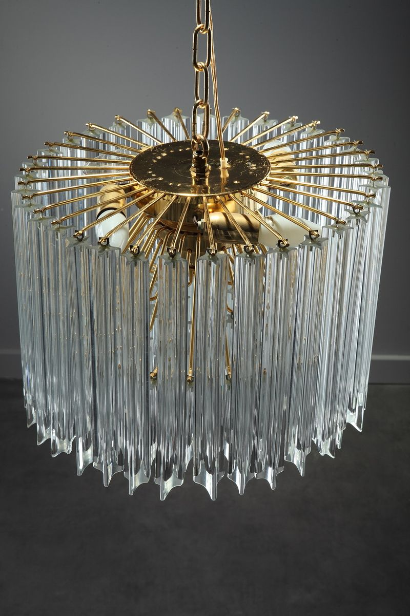 Murano glass chandelier by paolo venini 1970s for sale at pamono murano glass chandelier by paolo venini 1970s mozeypictures Gallery