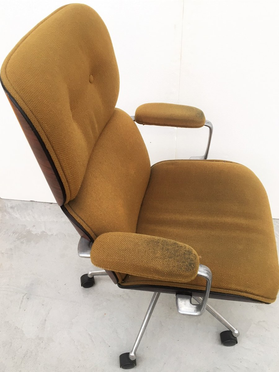 vintage office chair. Vintage Office Armchair By Ico Parisi For MIM Chair D