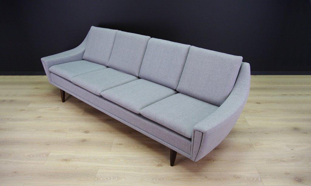 d nisches mid century sofa bei pamono kaufen. Black Bedroom Furniture Sets. Home Design Ideas