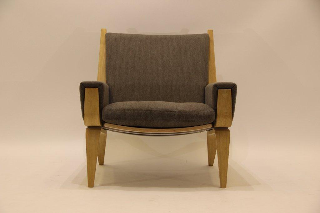ge 501a sessel von hans j wegner f r getama 1967 bei. Black Bedroom Furniture Sets. Home Design Ideas